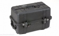 Peli Cases 1460-001-110E 1460 Valise sans mousse (Noir)