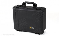 Peli 1550 Case with mobile  walls kit (black)