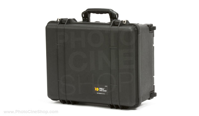 Peli 1564 Case with padded dividers for 1560 (black)