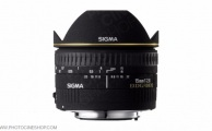 SIGMA - 15mm F/2.8 Fish Eye DG EX ART Lens CANON