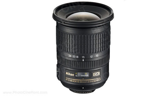 Nikon AF-S DX 10-24mm f/3.5-4.5G IF ED