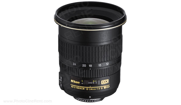 Nikon AF-S DX 12-24mm f/4.0G IF ED