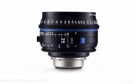 Zeiss Compact Prime CP.3 25mm T2.1