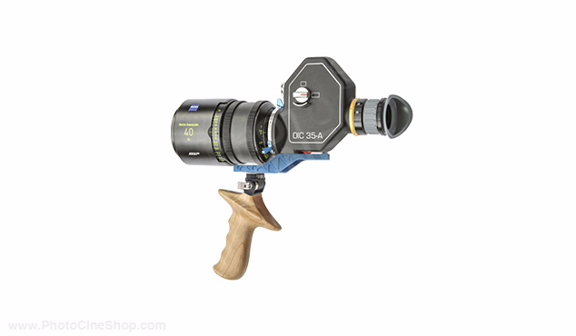 Denz - OIC 35-A - Director's Viewfinder for Anamorphic Lens (PL Mount)