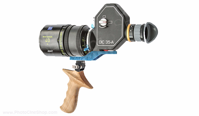 Denz - Ergonomic Universal Handle for Viewfinders