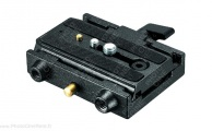 Manfrotto 577 Quick release plate with 501PL