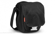 Manfrotto - MB SH-4BB Solo IV - Sac holster pour reflex (Taille Moyenne) - noir
