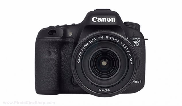 https://photocineshop.com/library/Canon - EOS 7D Mark II + 18-135mm f/3.5-5.6 IS USM