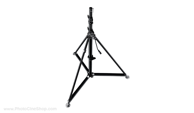 https://photocineshop.com/library/Manfrotto 387XU Pied super wind-up inox (80kg)