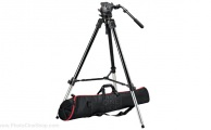 Manfrotto 526,528XBK Tripod system w/526 head