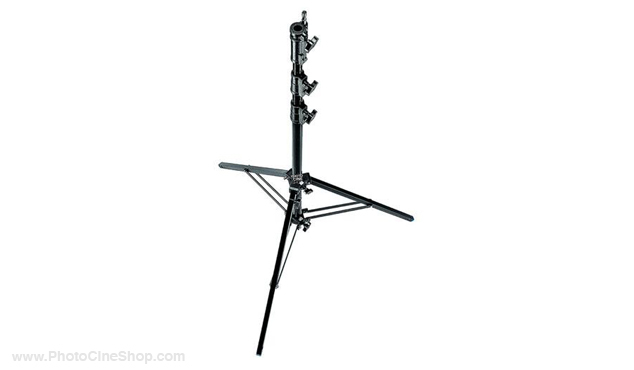 Avenger A1035B 11.5' combo alu stand 35 with leveling leg (chrome-plated)