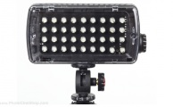 Manfrotto ML360HP Led light - midi-36 hybrid+ (420lx@1m), dimmer, flash, gels