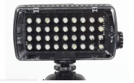 Manfrotto ML360 Led light - midi-36 continuous (420lx@1m), dimmer