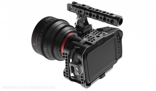 https://photocineshop.com/library/8Sinn - Blackmagic Pocket 4K Half cage + Top handle PRO