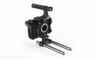 8Sinn - GH5 Cage + Top Handle Pro + 15mm rods and Metabones support
