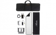 ALADDIN - Kit Bi-Fabric 4 avec sac de transport et plaque de batterie V-Mount