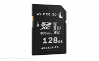 ANGELBIRD - SD Card UHS-II 128Go V90