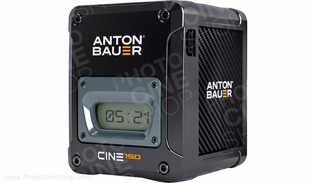 https://photocineshop.com/library/ANTON BAUER - Cine 150 Gold Mount Battery