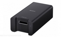 SONY - AXS and SxS Thunderbolt Memory Card Reader