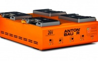 Anton Bauer - 26V LPD Quad Gold Mount Plus Discharger
