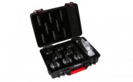 ASTERA - Complete kit of 8 AX3 modules + charging case + accessories