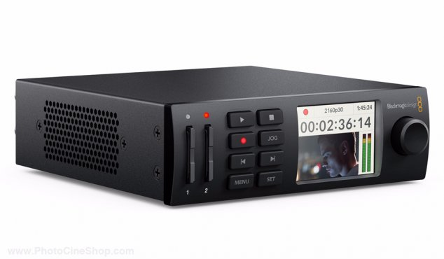 Blackmagic Design - HyperDeck Studio Mini