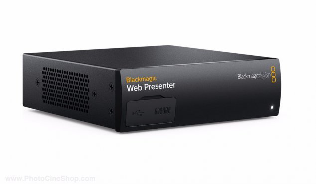 Blackmagic Design - Blackmagic Web Presenter