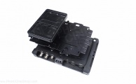 SMALL HD DP7 Adapter Plate with Canon Battery Bracket