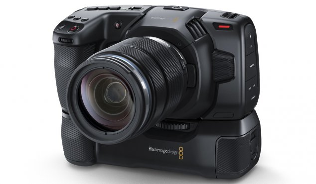 https://photocineshop.com/library/Blackmagic Design - Pocket Cinema Camera 4K / 6K Battery Grip