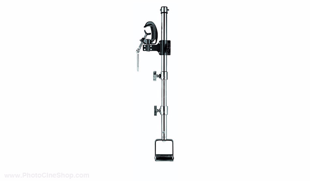 Avenger C888ST Triple telescopic hanger with stirrup (chrome-plated)