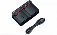 Canon - LC-E19 Battery Charger for 1DX Mark II