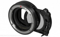 Canon - C-PL Drop-In Filter Mount Adapter EF-EOS R