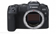 CANON - EOS RP (Body Only) + Lens adapter