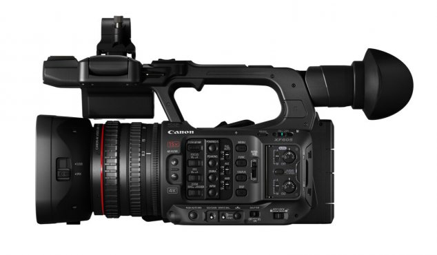 https://photocineshop.com/library/CANON - XF605 UHD 4K HDR Pro Camcorder
