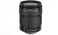 Canon EF-S 18-135mm f/3.5-5.6 IS STM