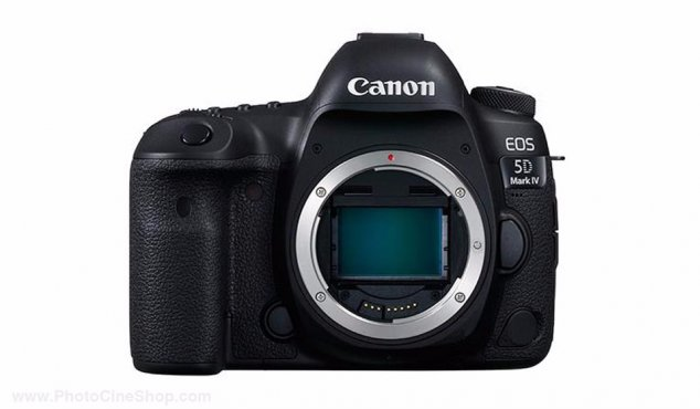 Canon - EOS 5D Mark IV + 24-105mm f/4L IS II