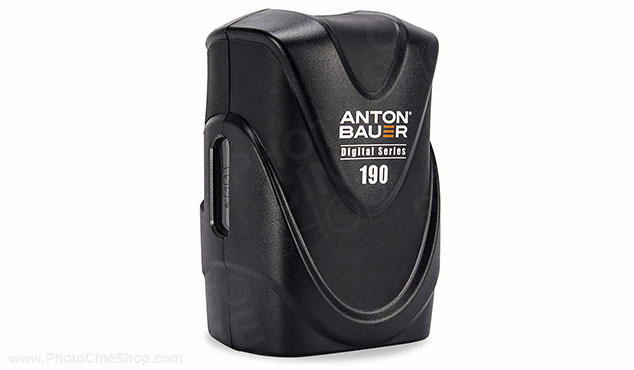 Anton Bauer Digital 190 Battery V-Mount
