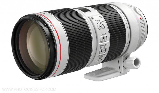 CANON - EF 70-200mm f/2.8 L IS III USM
