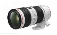 CANON - EF 70-200mm f/4L IS II USM