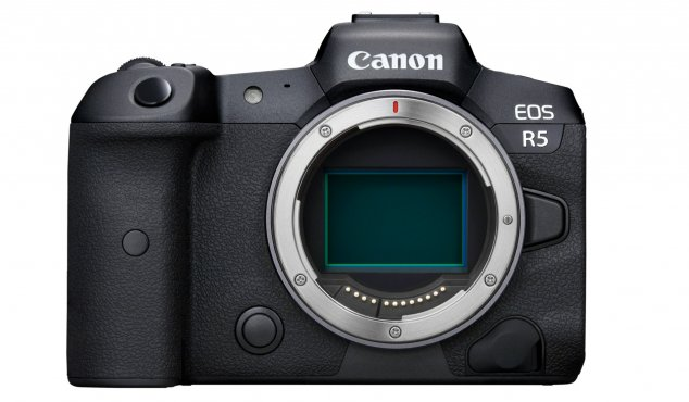 CANON - EOS R5 (body only)