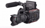 Panasonic - AU-EVA1 - Compact 5.7K Super 35mm Cinema Camera