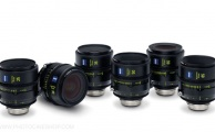 ZEISS - Supreme Prime PL Feet Set (25, 29, 35, 50, 85, 100mm)