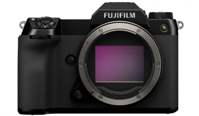 FUJIFILM - GFX 100S Medium Format Mirrorless Camera (Body Only)