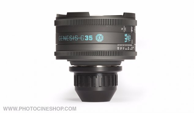 https://photocineshop.com/library/GECKO CAM - Optique Genesis G35 14,5mm T3.0 PL / feet