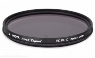HOYA - 52mm Circular Polarizing Pro1 Digital Multi-Coated Glass Filter