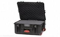 HPRC - Wheeled Case 2700W with Foam - Black