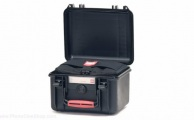 HPRC - Case 2250 with Bag and Dividers - Black