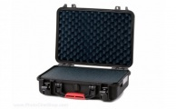 HPRC - Case 2350 with Foam - Black