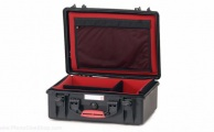 HPRC - Case 2500 with Soft Deck and Dividers - Black