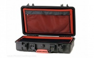 HPRC - Case 2530 with Soft Deck and Dividers - Black